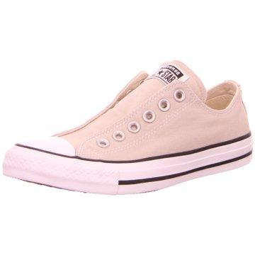 Converse Slipper beige