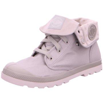Palladium Sneaker High grau