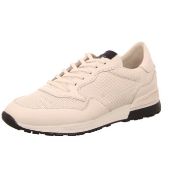 Van Lier Sneaker Low weiß