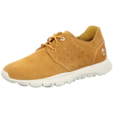 Panama Jack Sneaker Low gelb