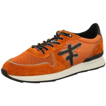 Floris van Bommel Sneaker orange
