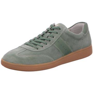 Pius Gabor Sneaker Low grün