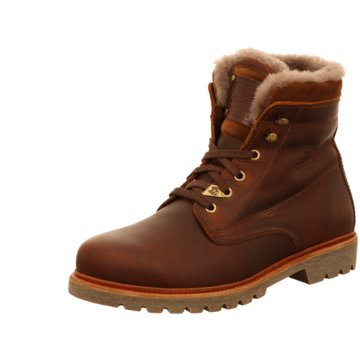 Panama Jack Boots CollectionAviator Igloo braun