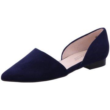 Peter Kaiser Top Trends Ballerinas blau