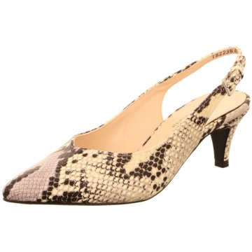 Peter Kaiser Slingpumps animal