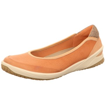 Ecco Komfort Slipper orange