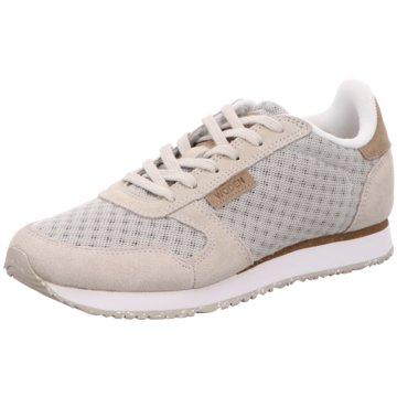 Woden Sneaker Low beige