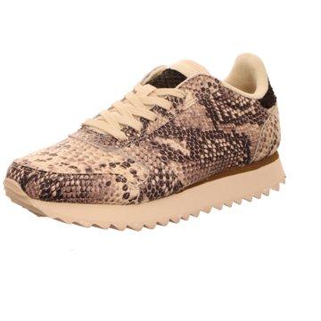 Woden Sneaker Low grau