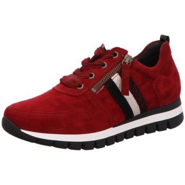 Gabor comfort Bequeme SchnürschuheSneaker -