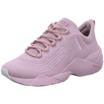 ARKK Copenhagen Plateau Sneaker rosa