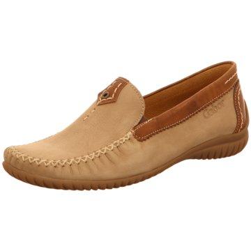 Gabor comfort Komfort Slipper braun