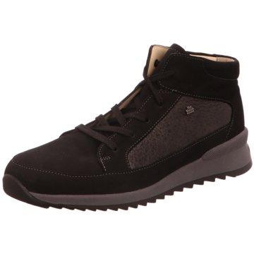FinnComfort Komfort Stiefelette schwarz
