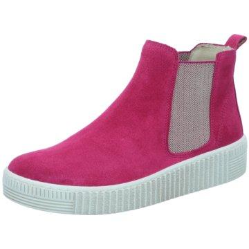 Gabor Chelsea Boot pink