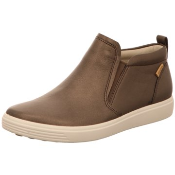Ecco Ankle Boot gold