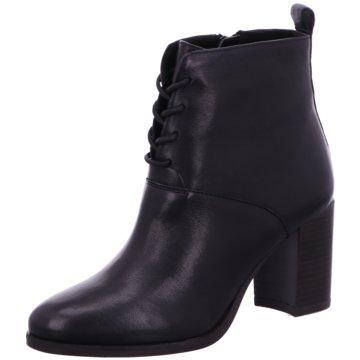 SPM Shoes & Boots Schnürstiefelette schwarz
