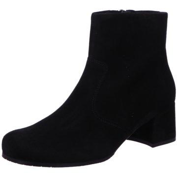 Semler Klassische Stiefelette schwarz