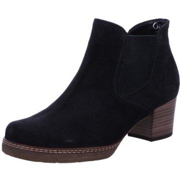 Gabor comfort Chelsea Boot blau