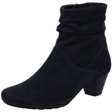 Gabor comfort Komfort StiefeletteAnkle-Bootie blau
