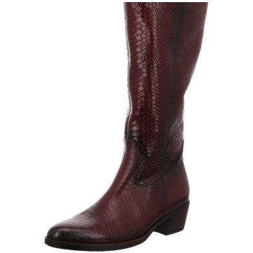 sports shoes e27f7 00801 Rote Damenstiefel 2019 jetzt online kaufen   schuhe.de