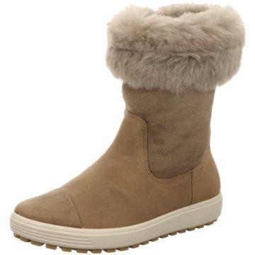 Ecco WinterbootECCO SOFT 7 TRED L braun