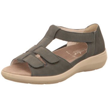 Semler Komfort Sandale grün
