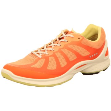 Ecco Trainingsschuhe orange