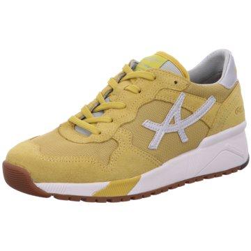 Mephisto Sneaker Low gelb
