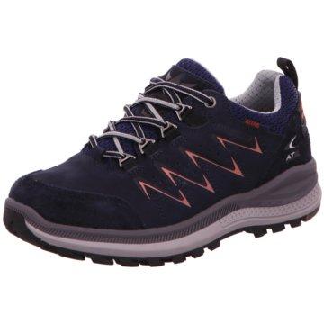 Allrounder Outdoor Schuh blau