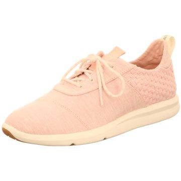 TOMS Sneaker Low rosa