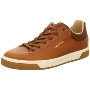 LOWA Sneaker Low braun