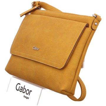 Gabor Taschen DamenDina Crossbag gold