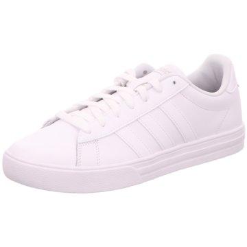 adidas Sneaker LowDaily 2.0 weiß