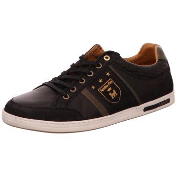Pantofola d` Oro Sneaker Low schwarz