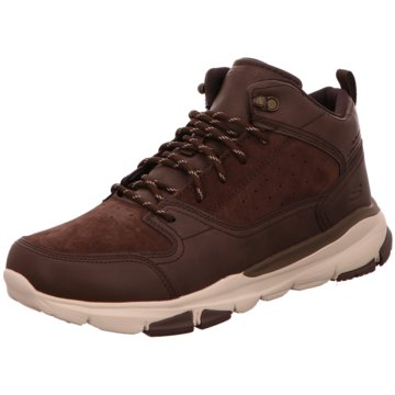 Skechers Sneaker High braun