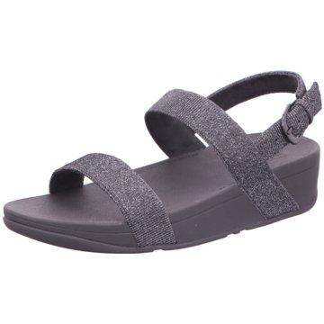 FitFlop Sandale grau