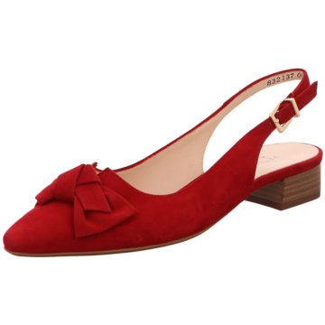 Peter Kaiser Top Trends Pumps rot