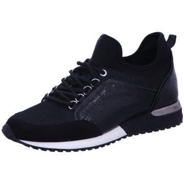 La Strada Top Trends Sneaker schwarz