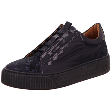 Online Shoes Sneaker Low blau