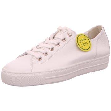 Paul Green Sneaker Low5704 weiß