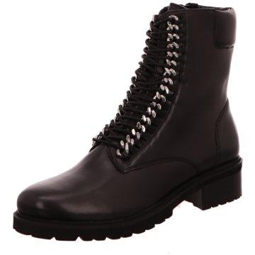 SPM Shoes & Boots Schnürboot schwarz
