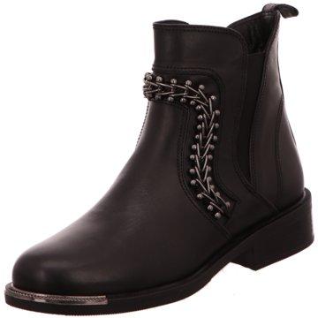 Baboos Chelsea Boot schwarz