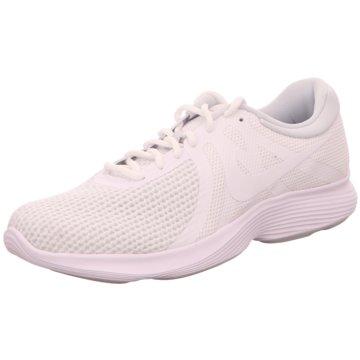 Nike Sneaker LowPerformance Revolution 4 weiß