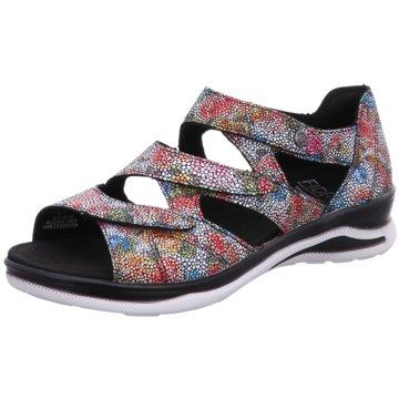 Fidelio Komfort Sandale bunt