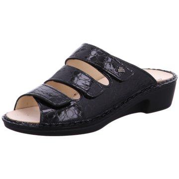FinnComfort Komfort PantoletteCanzo schwarz