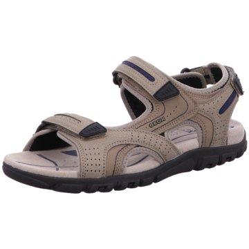 Geox Komfort Sandale beige