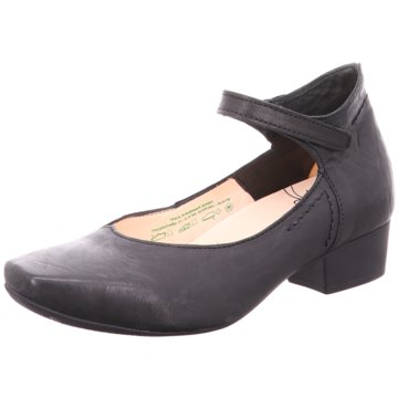 Think Komfort Pumps schwarz