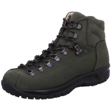 FinnComfort Outdoor Schuh oliv