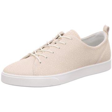 Ecco Sneaker Low beige