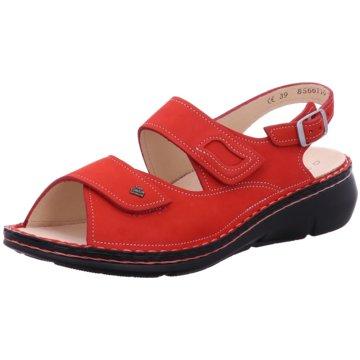 FinnComfort Komfort SandaleSumatra rot