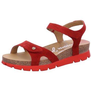 Panama Jack Komfort Sandale rot